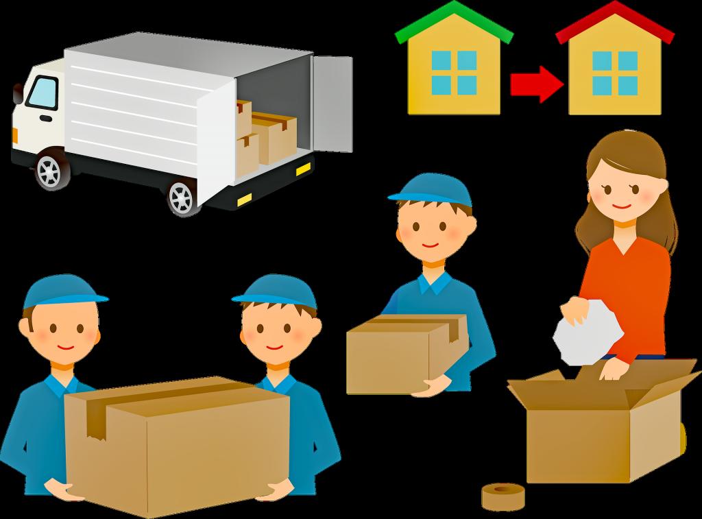 Stěhovací krabice zdarma