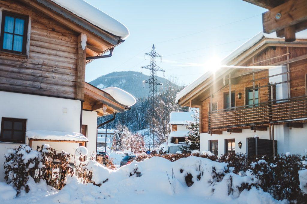 stěhování v zimních měsících