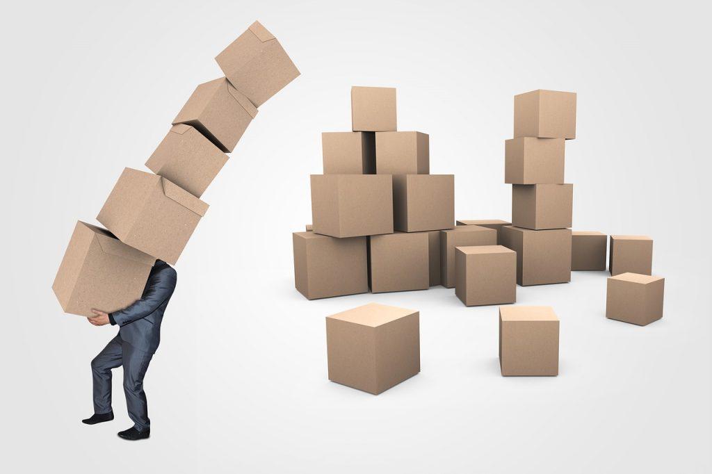 Stěhování firmy
