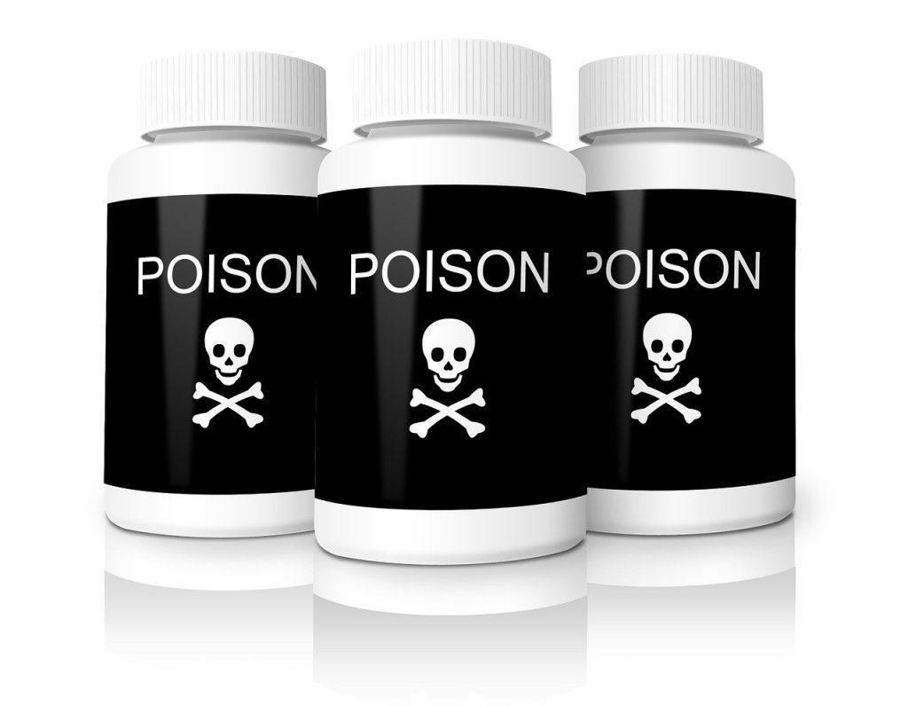 Nebezpečné látky a kapaliny