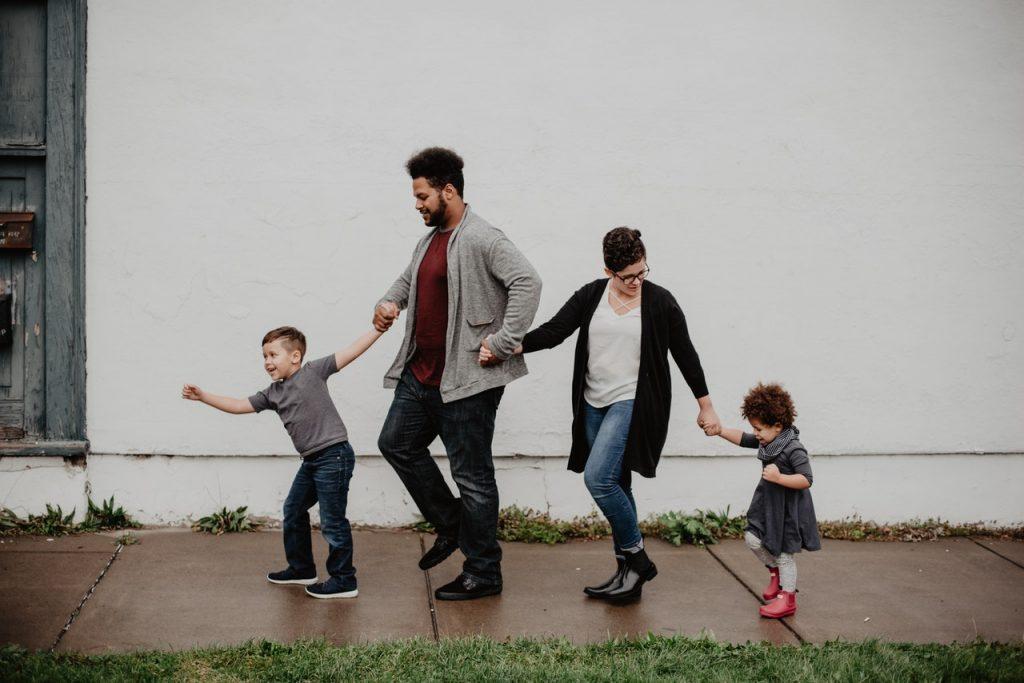 Stěhování s malými dětmi