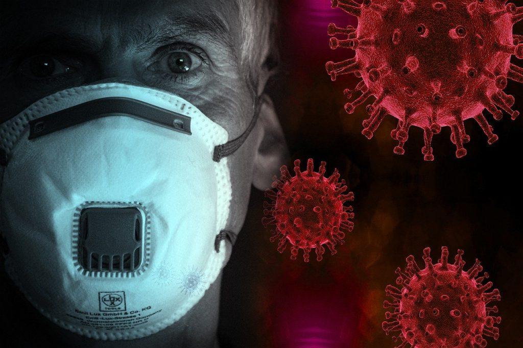 Desinfekce proti COVID 19