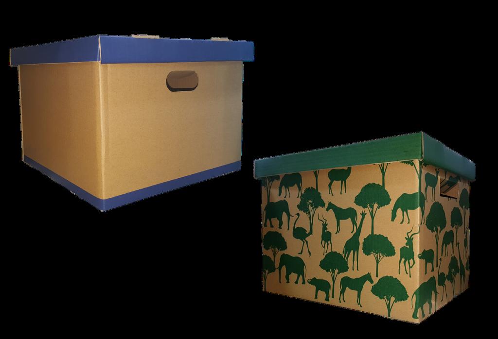 Stěhovací krabice