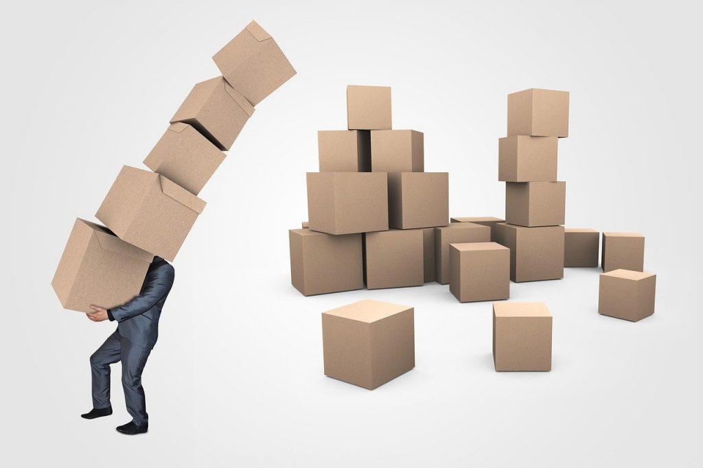 Jak přestěhovat firmu