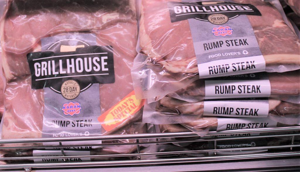 Mražené maso